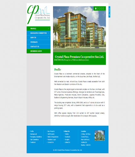 website designing and application sj corporation